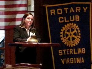 Becky Segal Rotary Club